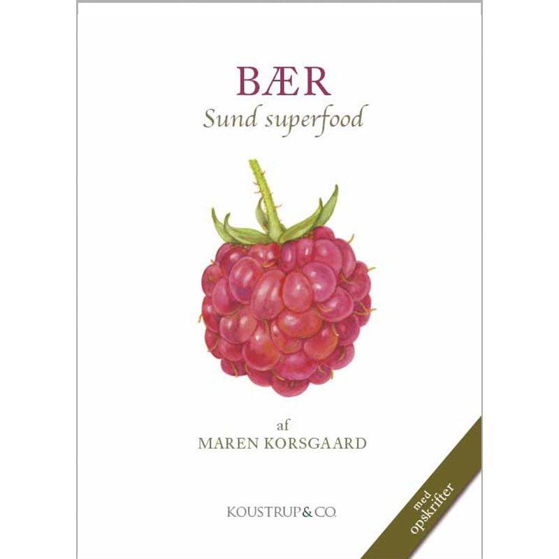 Bog: Bær - Sund Superfood