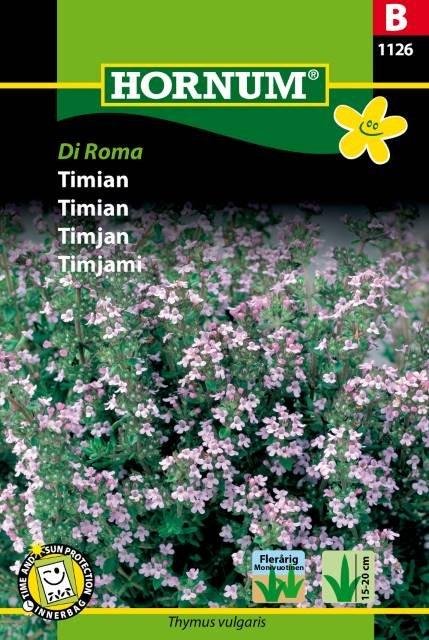Timian, Di Roma (B)