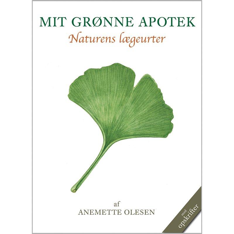 Bog: Mit grønne apotek - naturens lægeurter