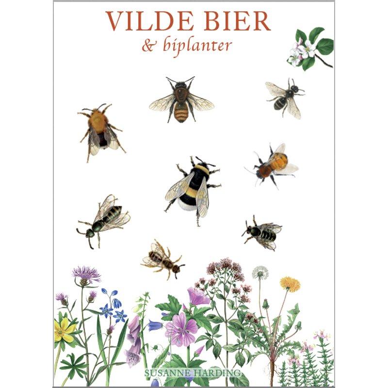 Bog: Vilde bier og biplanter