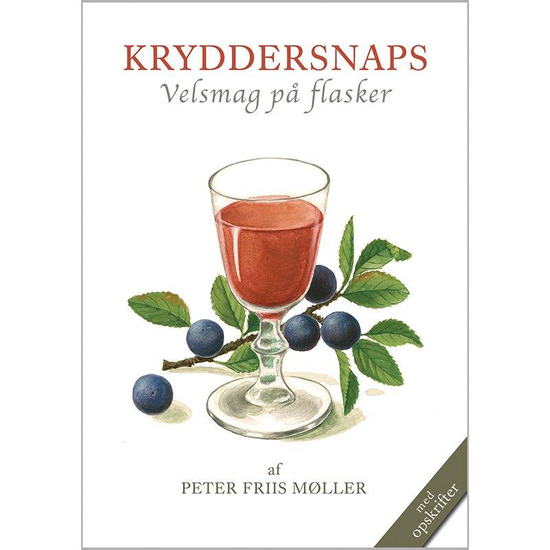 Bog: Kryddersnaps - Velsmag på Flasker
