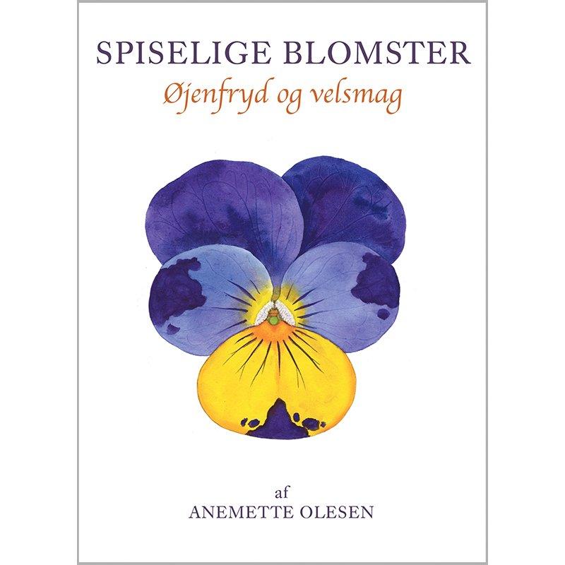 Bog: Spiselige Blomster - Øjenfryd & Velsmag