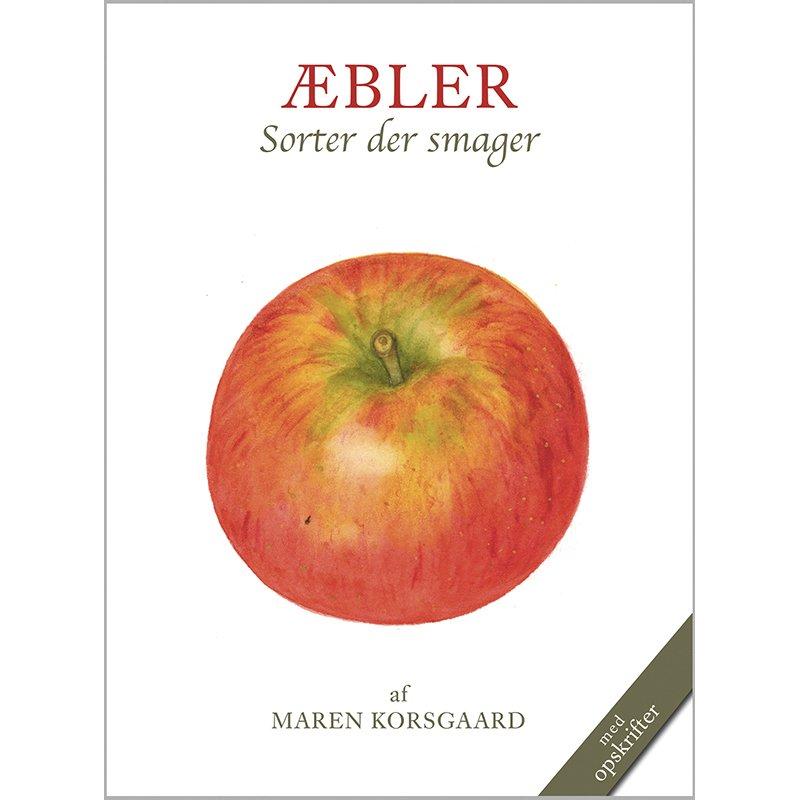 Bog: Æbler - sorter der smager