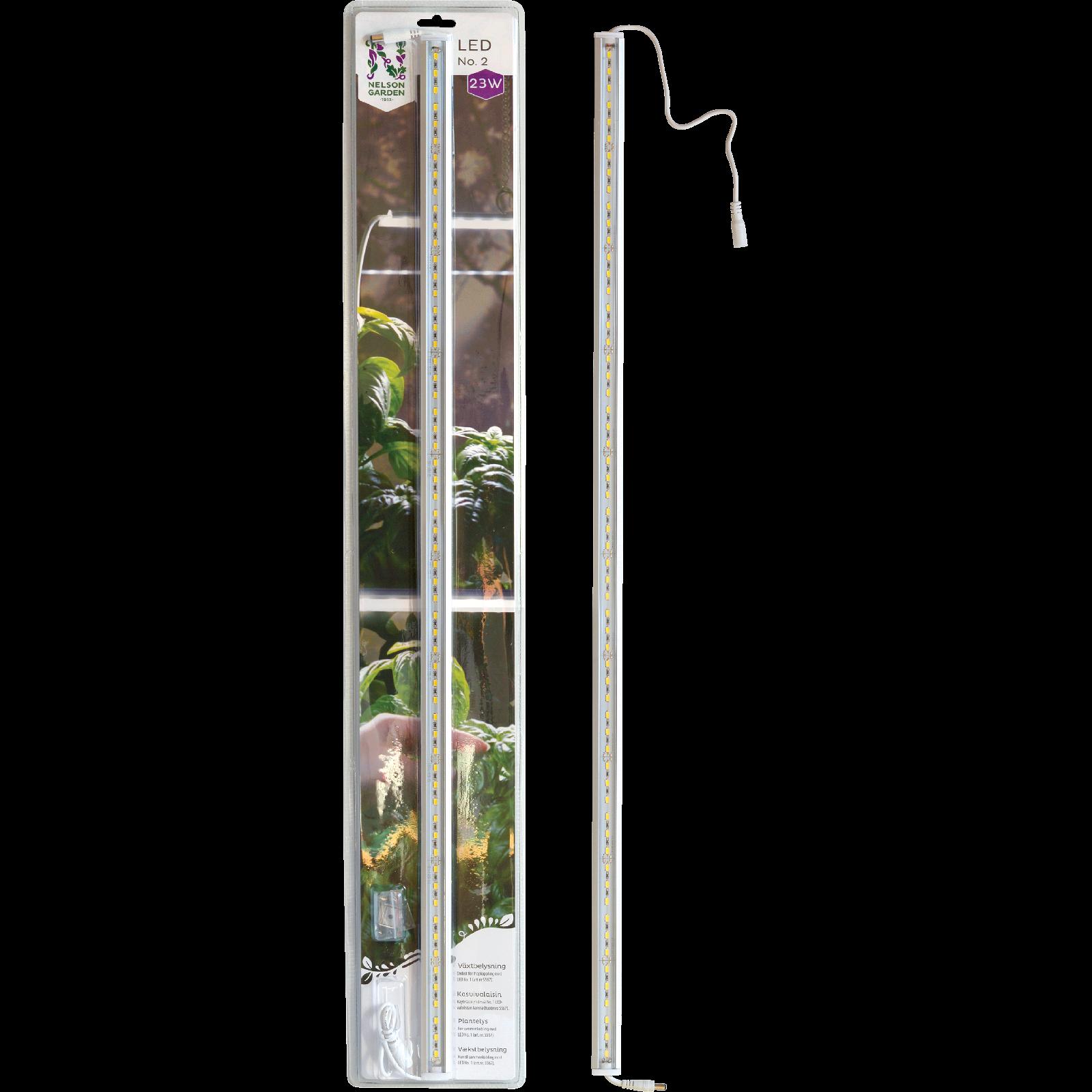 Vækstbelysning LED No.2, 85 cm 23 w