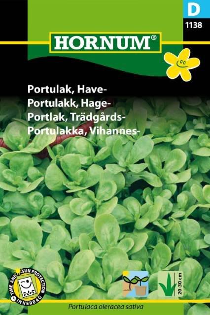 Portulak, Have- (D)