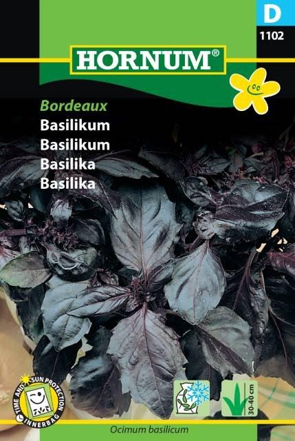 Basilikum, Bordeaux (D)