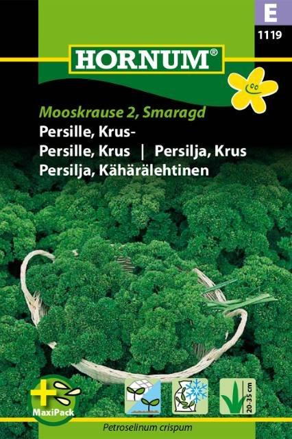Persille, Krus-, Mooskraus, MaxiPack (E)