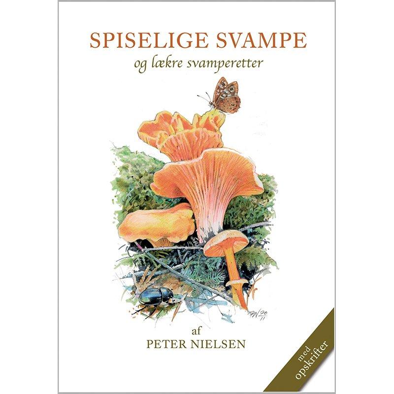Bog: Spiselige svampe - og lækre svamperetter